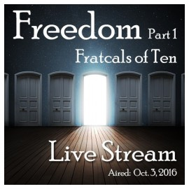 A0019FRE  Freedom Part 1:  Fractals of Ten