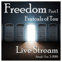 04FRE  Freedom 1:  Fractals of Ten
