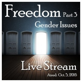 A0017FRE Freedom Part 3:  Gender Issues