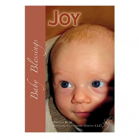 Baby Blessings: Joy