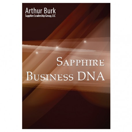Social DNA of Business: 01 Sapphire