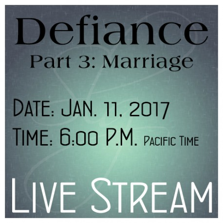 A0012DEF Defiance Part 3: Marriage