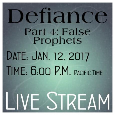 A0002DEF Defiance Part 4: False Prophets