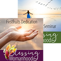 Blessing Womanhood Dedication and Seminar